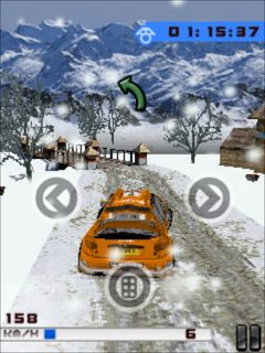 Download free mobile game: Ultimate Rally championship 2 - download free games for mobile phone.