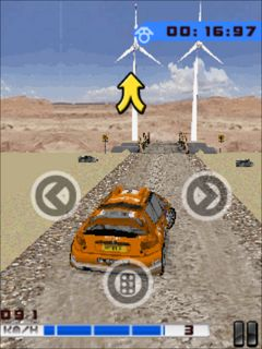Download free game for mobile phone: Ultimate Rally championship 2 - download mobile games for free.