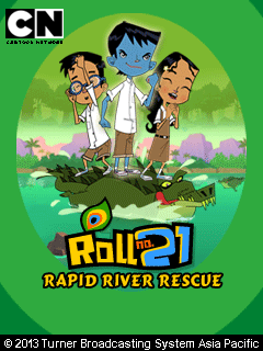 Roll No21: Rapid river rescue