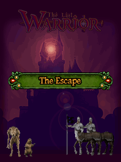 Download free mobile game: The last warrior - download free games for mobile phone.