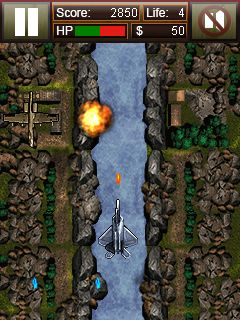 Download free mobile game: Air attack - download free games for mobile phone.