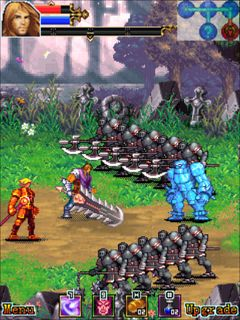 Mobile game Legend of knight: Ranger - screenshots. Gameplay Legend of knight: Ranger.