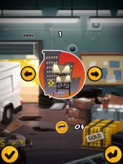 Download free mobile game: Break in squad - download free games for mobile phone.