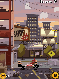 Download free game for mobile phone: Break in squad - download mobile games for free.