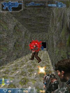 Download free mobile game: Doom Troopers 3D: Reload - download free games for mobile phone.