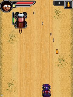 Mobile game Krazy kart riders - screenshots. Gameplay Krazy kart riders.