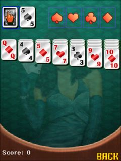 Download free game for mobile phone: Sехy solitaire - download mobile games for free.