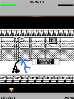 Mobile game Stickman fighter 2 - screenshots. Gameplay Stickman fighter 2.