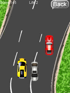 Download free game for mobile phone: Fast racing - download mobile games for free.