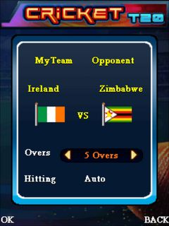 Download free mobile game: Cricket T20 - download free games for mobile phone.
