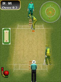 Mobile game Cricket T20 - screenshots. Gameplay Cricket T20.