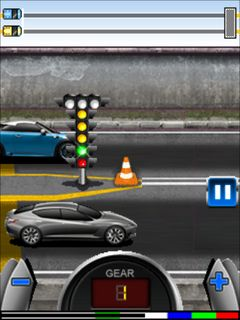 Download free game for mobile phone: Speed drag racing - download mobile games for free.