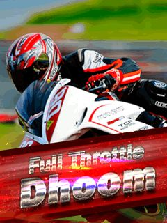 Full throttle: Dhoom