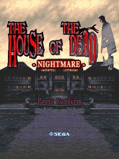 The House of the dead: Nightmare