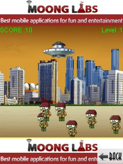 Download free game for mobile phone: Zombie city - download mobile games for free.