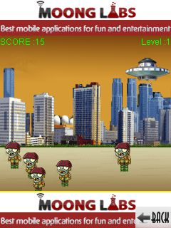 Mobile game Zombie city - screenshots. Gameplay Zombie city.