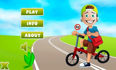 Download free mobile game: Cycle run - download free games for mobile phone.