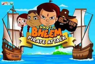 Chhota Bheem: Pirate attack