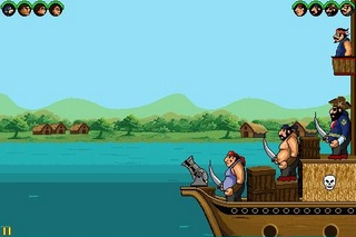Mobile game Chhota Bheem: Pirate attack - screenshots. Gameplay Chhota Bheem: Pirate attack.