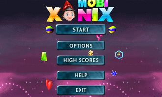 Download free mobile game: Mobi xonix 3D - download free games for mobile phone.
