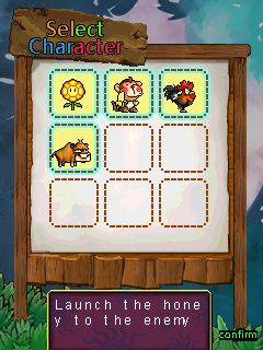 Download free game for mobile phone: Battle for the farm - download mobile games for free.