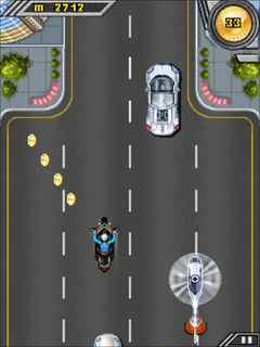 Mobile game Dhoom 3: The game - screenshots. Gameplay Dhoom 3: The game.