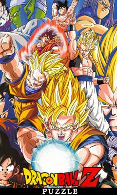 Dragon ball Z: Puzzle