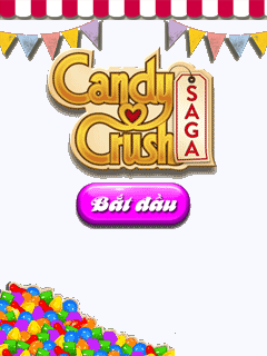 Candy crush: Saga