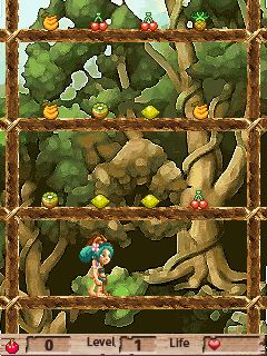 Download free game for mobile phone: Big battle to save the orchard - download mobile games for free.