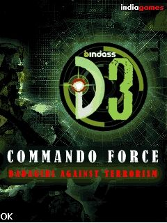 D3 Commando force
