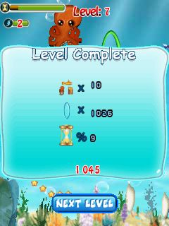 Mobile game The dolphin stunt - screenshots. Gameplay The dolphin stunt.