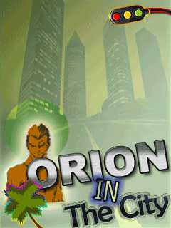 Orion in the city