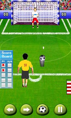 Download free mobile game: Football fever - download free games for mobile phone.