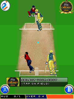 Download free game for mobile phone: Cricket T20 World Championship - download mobile games for free.