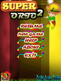 Download free mobile game: Super Orio 2 - download free games for mobile phone.