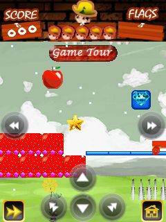 Download free game for mobile phone: Super Orio 2 - download mobile games for free.