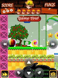 Mobile game Super Orio 2 - screenshots. Gameplay Super Orio 2.