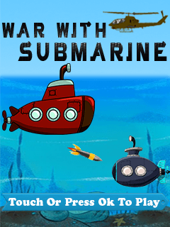 War with submarines