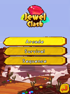 Download free mobile game: Jewel clash - download free games for mobile phone.