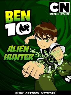 Ben 10: Alien hunter