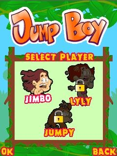 Download free mobile game: Jump boy - download free games for mobile phone.