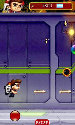 Download free game for mobile phone: Jetpak joyride - download mobile games for free.