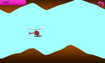 Download free game for mobile phone: Chopper crash - download mobile games for free.