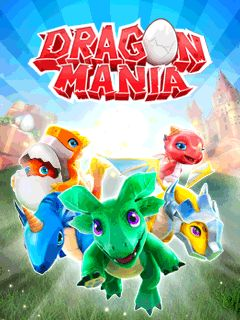 Download free Dragon mania - java game for mobile phone. Download Dragon mania