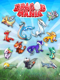 Download free mobile game: Dragon mania - download free games for mobile phone.