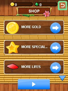 Download free mobile game: Fruit cut ninja - download free games for mobile phone.