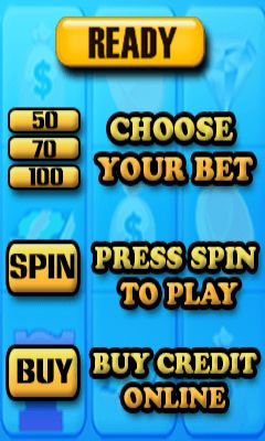 Download free game for mobile phone: Slot machine mania - download mobile games for free.
