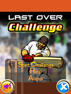 Download free mobile game: Last over challenge - download free games for mobile phone.