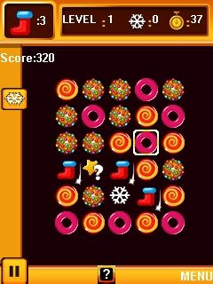 download free game for mobile phone christmas candy smash download mobile games for free - Christmas Candy Games