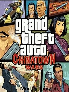 Grand theft auto: Chinatown wars MOD